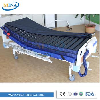 Folding Anti Decubitus Inflatable Hospital Air Mattress