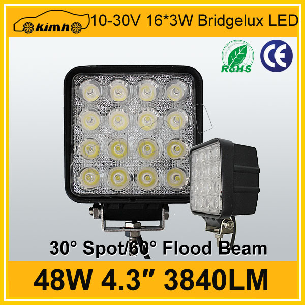 Alibaba china supplier automobile led work lights led truck