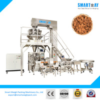 CE Approved Automatic Vertical Granule Grain Packing Machine