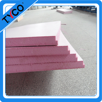xps base cement board exterior wall cladding insulation board