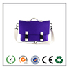 Promotional fashion high quality felt handbag made in China