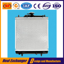 All Car Type Parts Engine Cooling Aluminium Auto Radiator