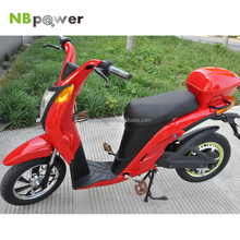 Green City 500w Electric Scooter/High Power Electric Bike Motorcycle