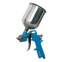 FIXTEC Air Tools 500CC Cup Mini Pneumatic Sprayer Gun Air Spray Gun