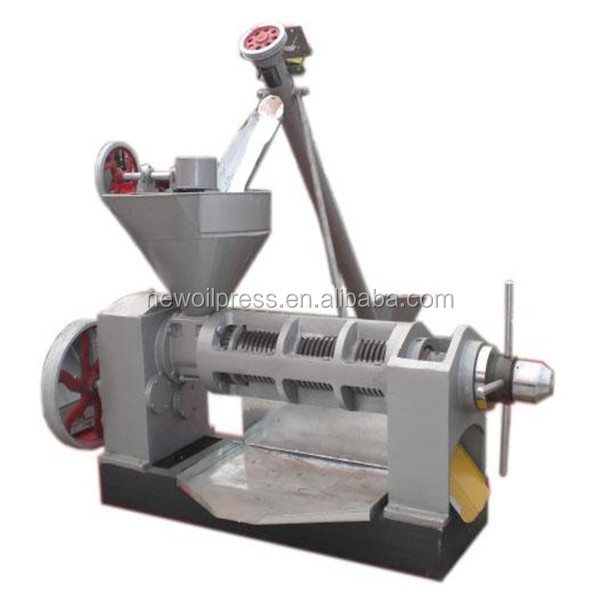 China Screw Oil Press