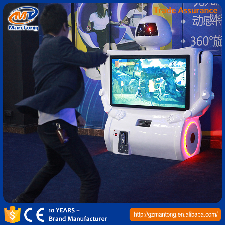 hot sale hip-hop dance equipment arcade vr dancing game machine