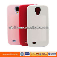 New design mobile phone TPU+PC case for samsung galaxy S4