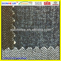 10x10 black bottom 100%cotton ring slub denim fabric