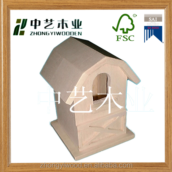 China supplier wood bird cage wholesale