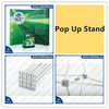 Aluminum frame exhibition modular led display stands