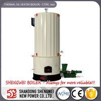 Coal Wood Chip Fired Thermal Oil Boiler For Home