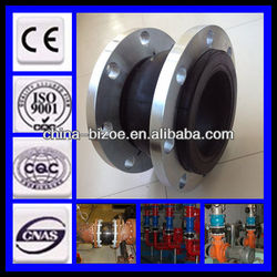 din/oil resistant/epdm/pn16/galvanized rubber pipe flexible joints