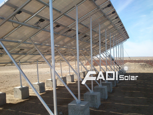 Industrial solar panel generator high quality solar system