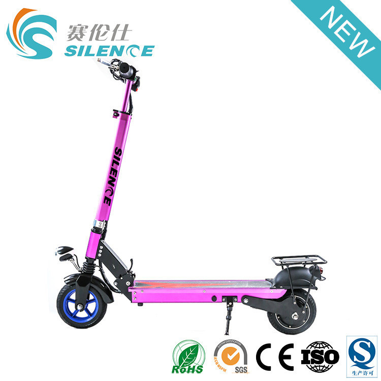 Custom High Quality Foldable Electric Scooter With Big Wheels