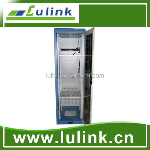 China factory high quality 19 inch 42u network cabinet waterproof network cabinet enclosure door locks