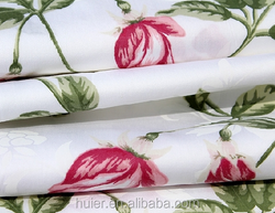 Designed Pattern Fabrics Discharge Printing and Figured Fabrics for Garments and Sheets