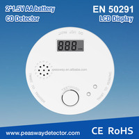 PW-920 detector for smoke and carbon monoxide