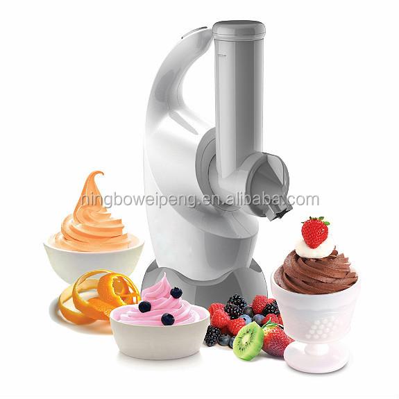 fruit to dessert machine