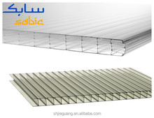 LEXAN Thermoclear Solar Control IR Sheet (2UVIR) Multiwall Polycarbonate Solar Panel