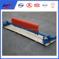 Hot! Polyurethane Primary Conveyors Belt Scraper For Coal Mining Industry