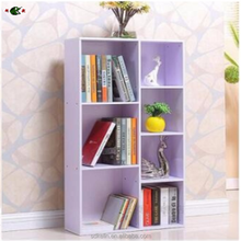 high quality CARB P2 E0 Grade mdf/chipboard kids book shelf