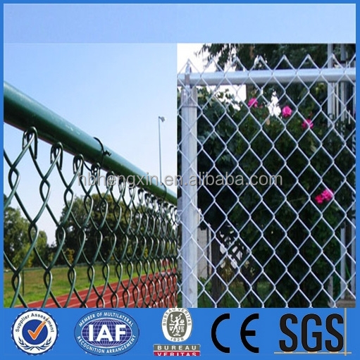 2015 New fashion!!! Direct factory!!! Gi diamond wire mesh fencing 16-year certified professional factory