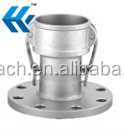 hot sale quality cam and groove flange couplings