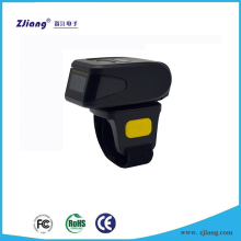 New products Bluetooth Ring Wearable 1D / 2D Laser barcode scanner from China scanner suppliers