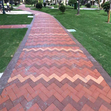 Cheap landscaping brick pavers for wholesales 230X115X50 mm