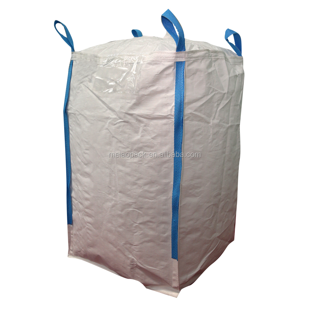sift-proof polypropylene jumbo bag ton bag