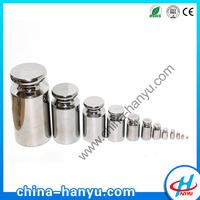 cheap standard test steel weights for calibration test E2 class weights