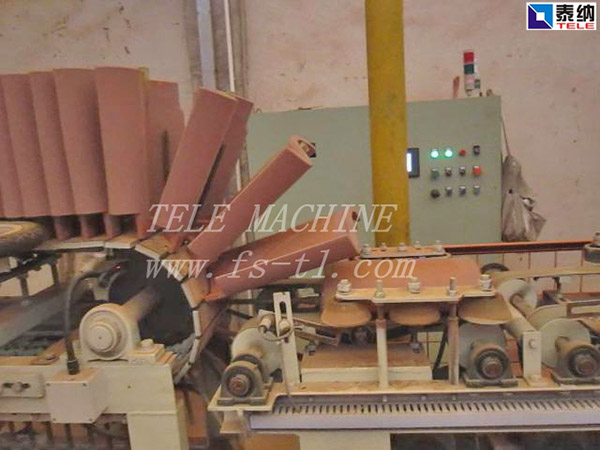 Roof tile cheap glazing machine for sale