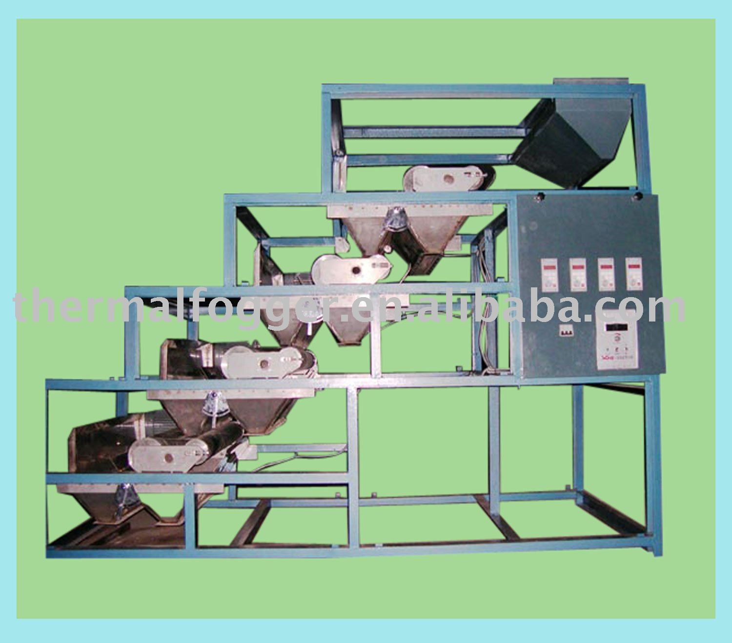 Electric magnetic iron Separator for remove nonmetalic ores