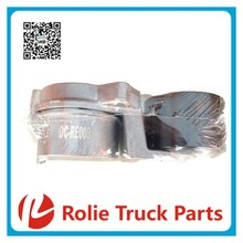RENAULT Lorry OEM 5010553993 5010284807 trucks actros spare parts adjustable Tensioner Pulley, v-ribbed belt