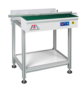 PCB smt 1000mm electronic assembly conveyor