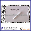 Custom printing paper dry erase board with pen & eraser from china