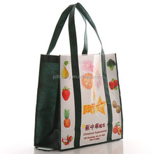 canvas tote bag pictures printing non woven shopping bag