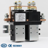 ASW400-2Z SW202 Winch Relay, DPDT Applied in Engineering Machinery 60V DC Contactor Winch Relay>