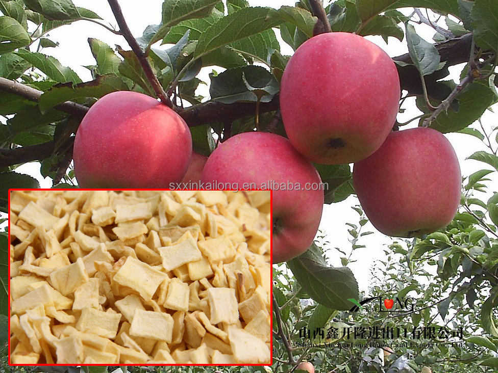 2016 New Chinese dried apple fruit dried apple flakes