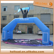 Customized logo with different inflatable arch / inflatable entrance for race and promotion
