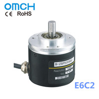 E6C2 / EB50 Series Optical Shaft Rotary Encoder