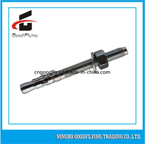 China high qaulity galvanized steel anchor bolt m36 for wholesale