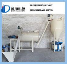 New product simple skim coat production line exporter from China