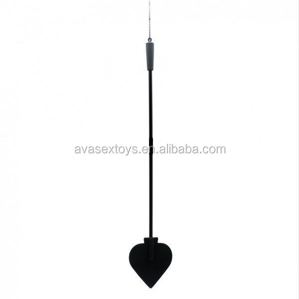 Sex Toys Horse Costume Prop Role Play Whip Riding Crop Whip black Silicone Paddle Functional