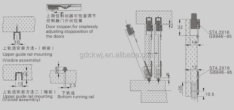 alibaba hot sale roller bearings bottom roller heavy duty sliding roller sliding door wheels for sale