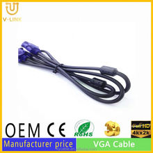 Core technology VGA 3+5 Femal to Female vga to usb capture For HDTVs