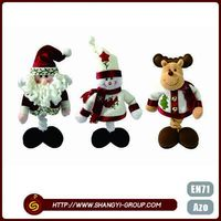 Made in china factory cheap custom lovely German Christmas decorations