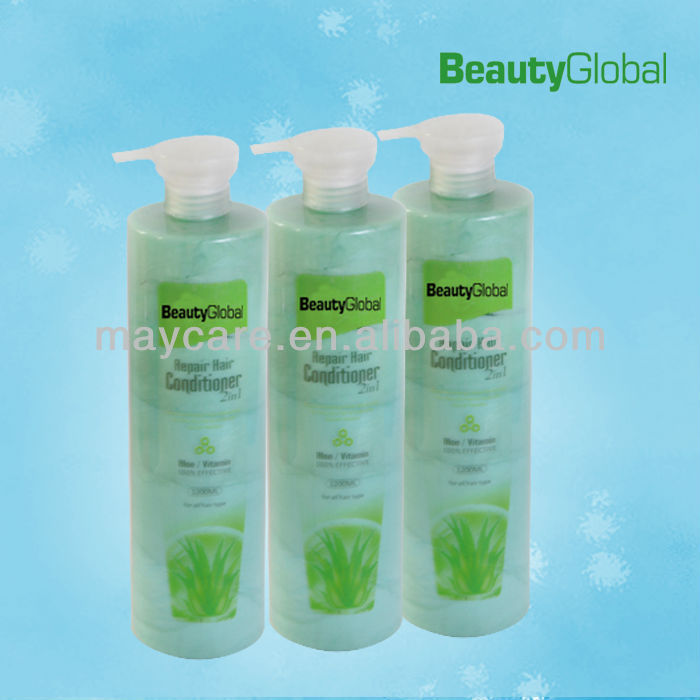 1200ml green tea silk leave in hair conditioner