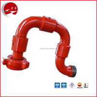 API high pressure Chiksan Swivel joints/Long Sweep Swivel Joint/High Pressure Swivel Joint Elbows