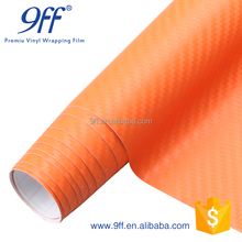 High grade vinyl film for car,carbon fiber car cover vinyl,pink carbon fiber car vinyl